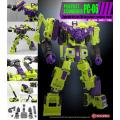 Perfect Effect PC-06 Upgrade kits for CW Devastator combiner mode